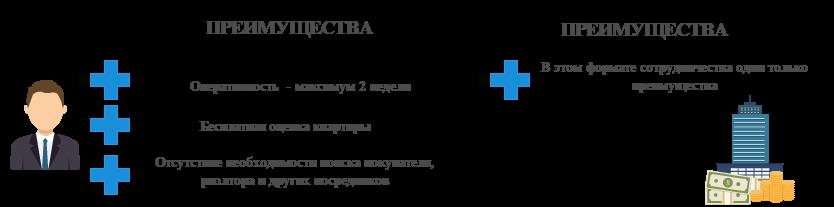 Экспресс продажа квартиры в Санкт-Петербурге
