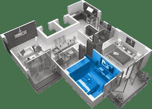 займ под залог комнаты в коммунальной квартире электросталь