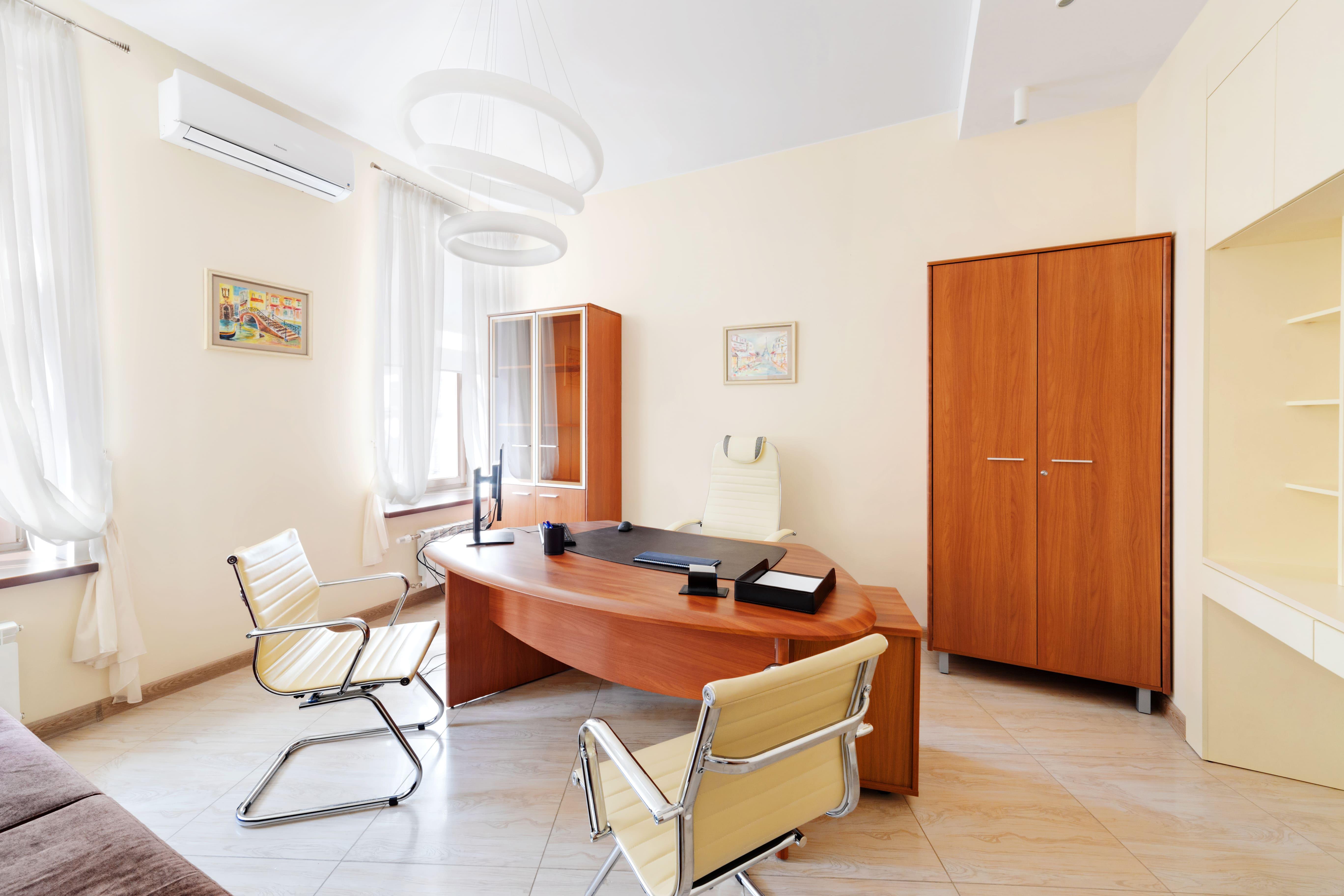 московский офис внутри