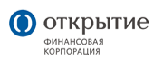 логотип Открытие